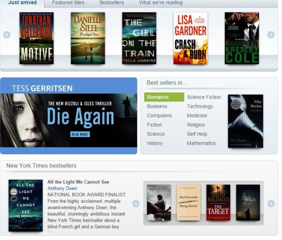 e-book specials