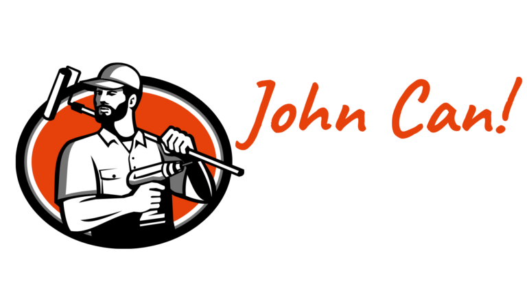 John Can! Handyman Logo