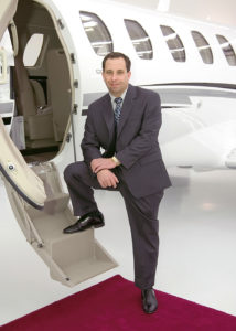 Todd Crist Cessna Citation Pilot