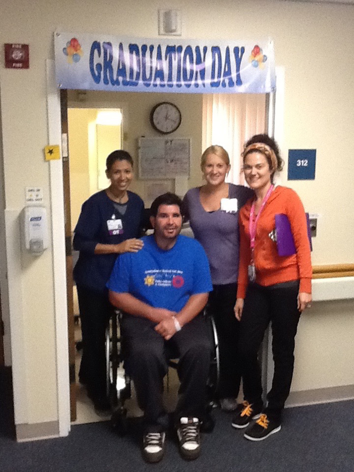 Bryan's Therapy Team!