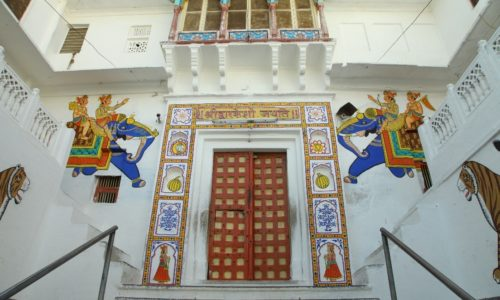 Shrinathji Temple Udaipur