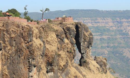 Needle Hole Point (Mahabaleshwar)