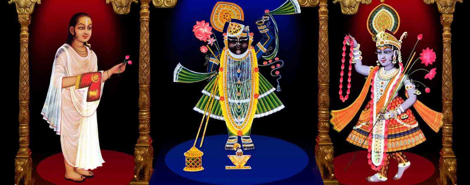Shreenathji, Nathdwara