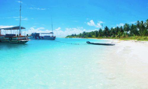 Lakshadep bangar island