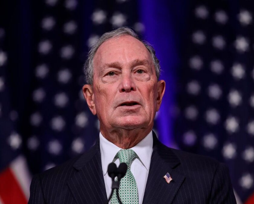 Michael, Bloomberg, elect 2020, voters