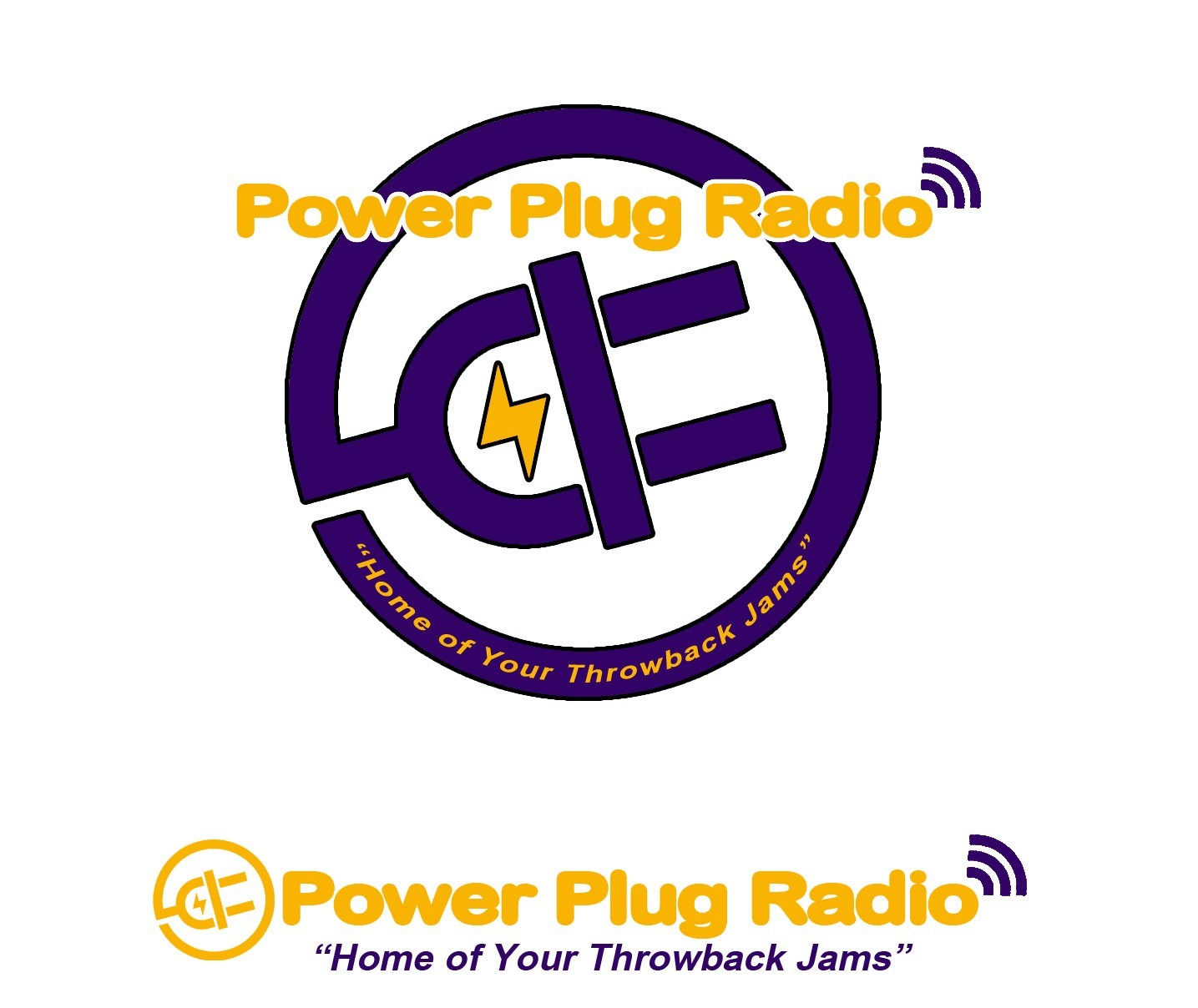 Power Plug Radio