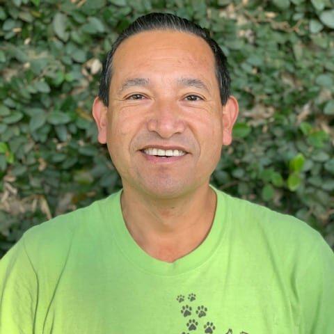 Jose Farias rescue coordinator