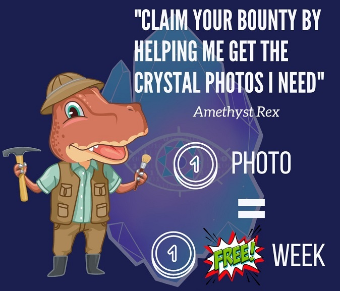Crystal Bounty – Just when Crystals thought they were safe!