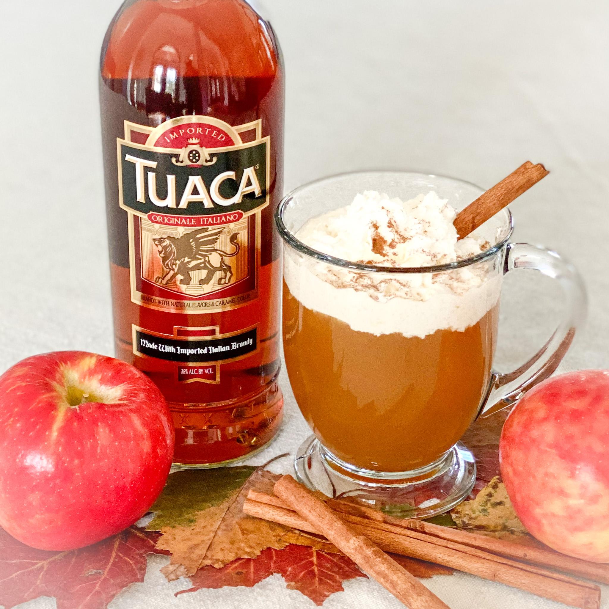 Tuaca Hot Apple Pie Toddy
