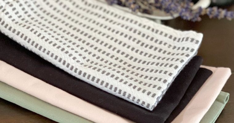 Why do cloth napkins come in so many different sizes?