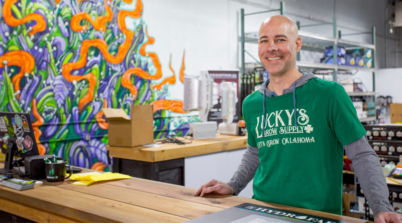 Catching up with Lucky's Grow Supply