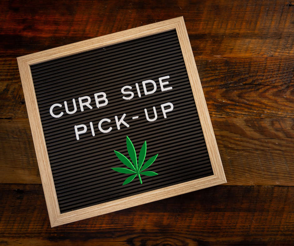 Order With a Dispensary Online to Pickup Curbside With These Easy Tips