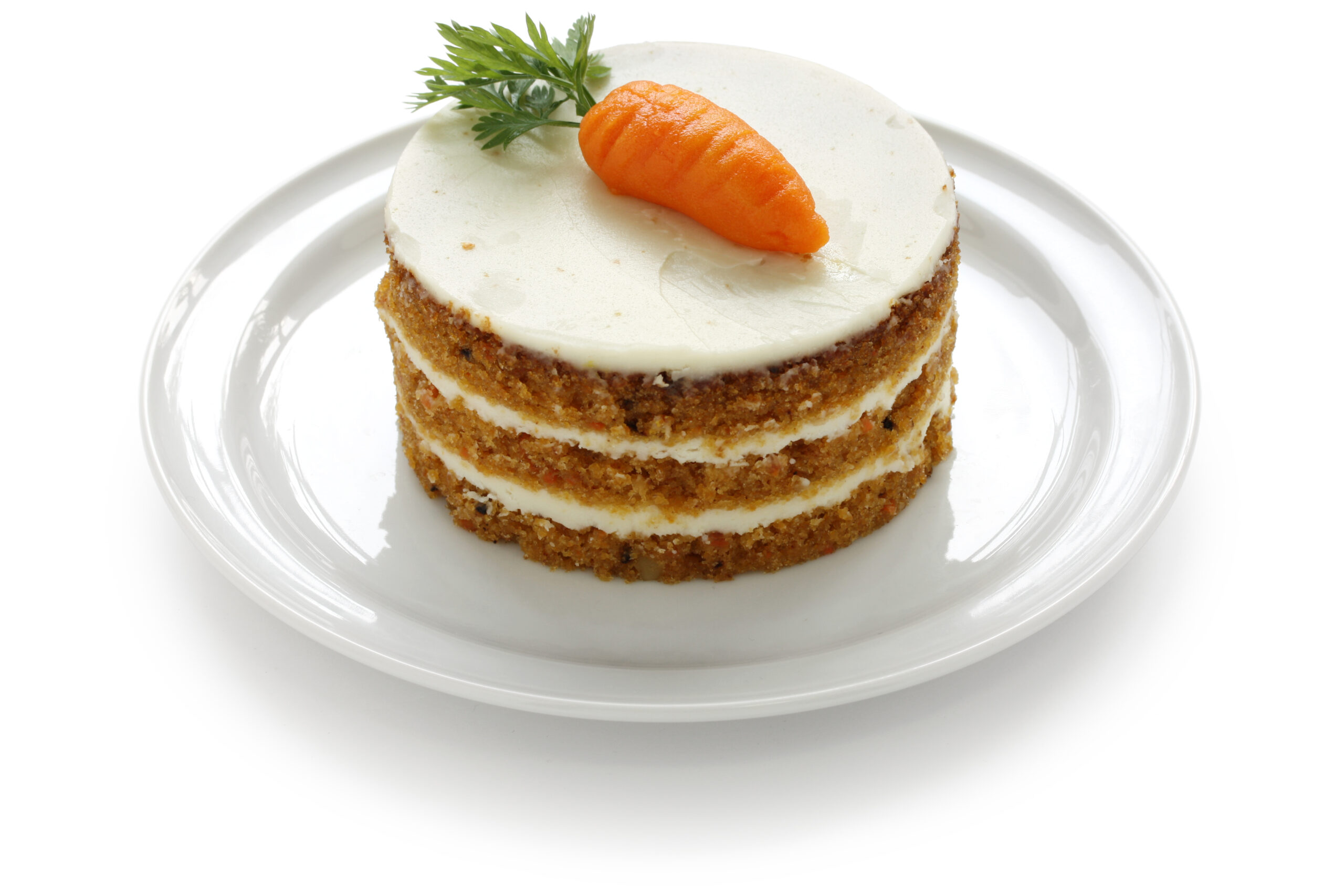 Cooking With Grass – Carrot Cake