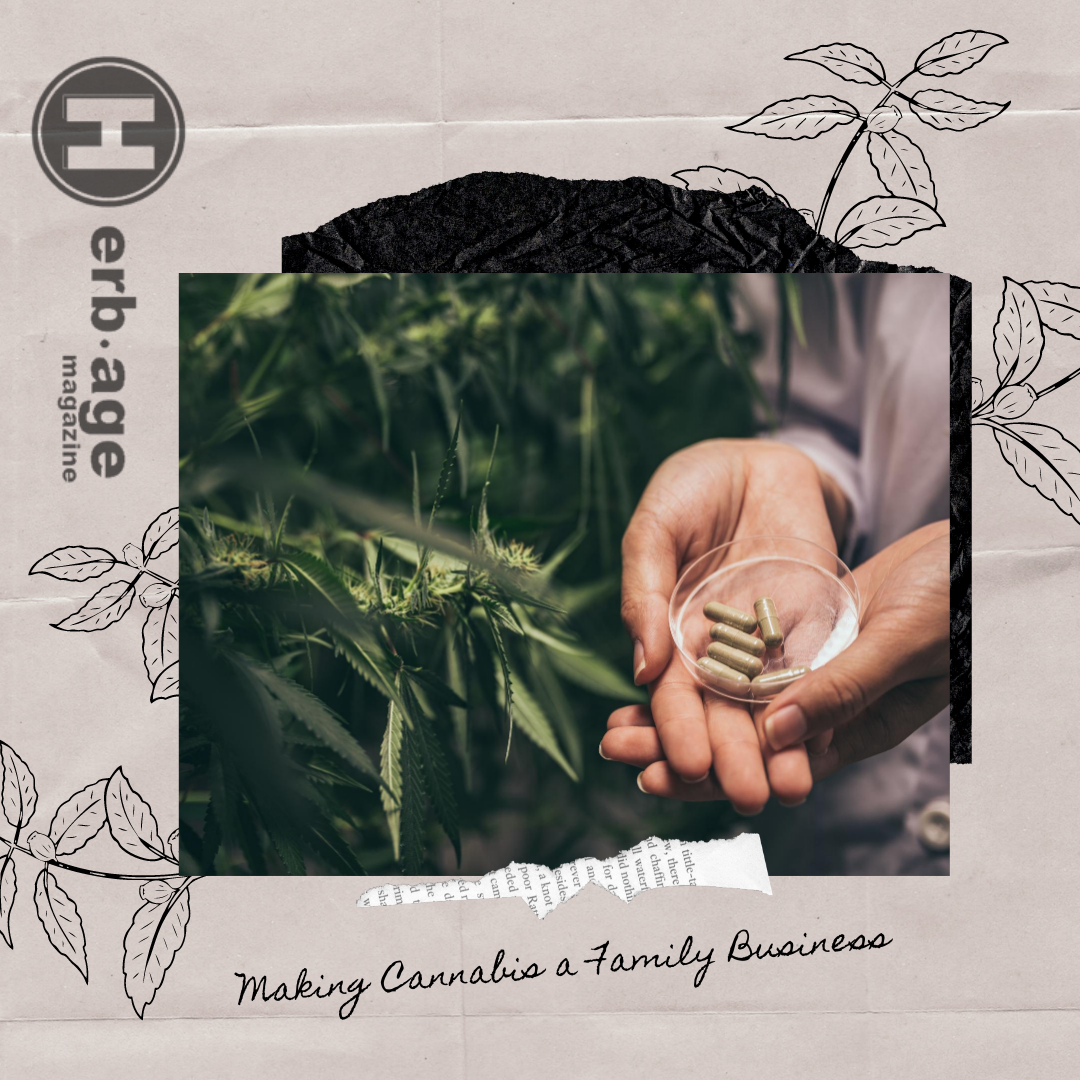 Making Cannabis a Family Business