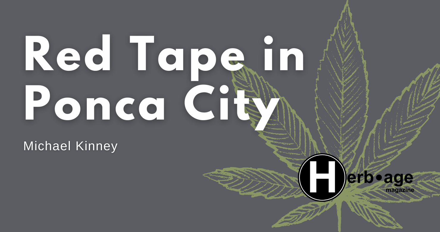 Red Tape in Ponca City