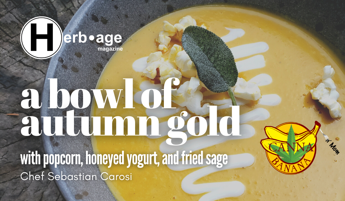 A Bowl of Autumn Gold