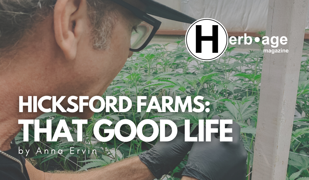 Hicksford Farms: That Good Life