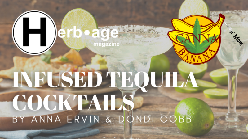 3 Infused Tequila Cocktails