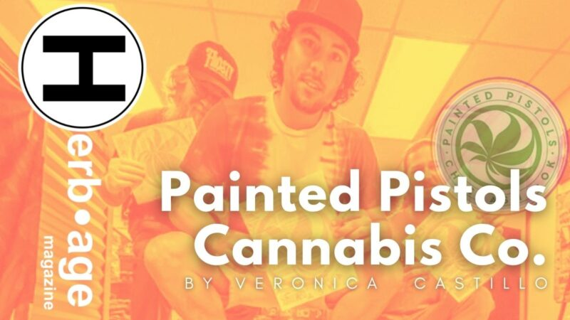 Painted Pistols Cannabis Co.