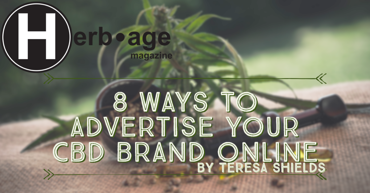 8 Ways to Advertise Your CBD Brand Online