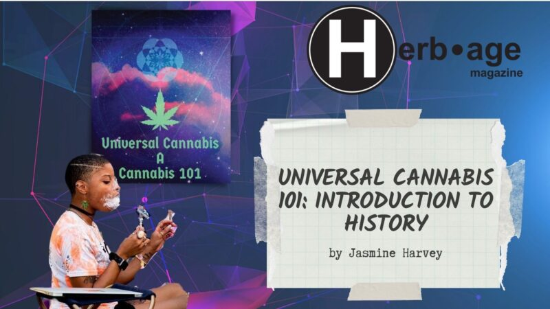 Universal Cannabis 101: Introduction to History