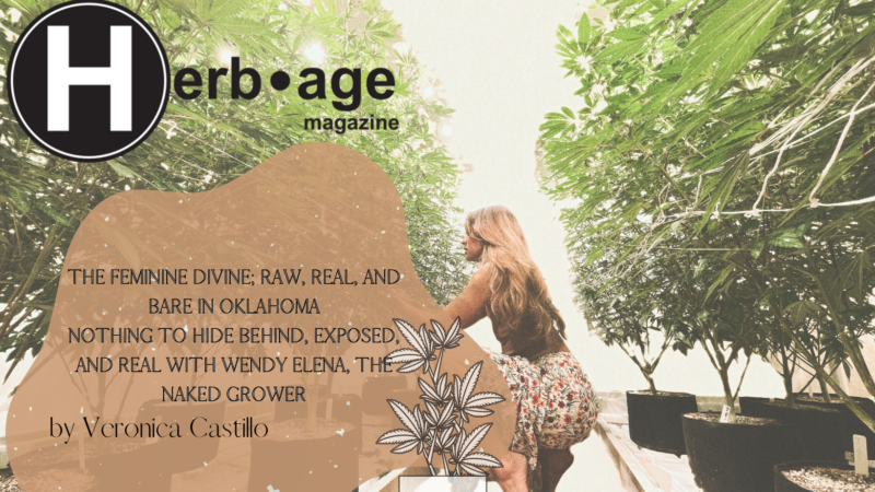 The Feminine Divine; Raw, Real, and Bare in Oklahoma
