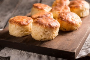 Fluffy Homestyle Biscuits
