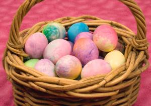 Easter Fun & Fantastic Holiday Food!