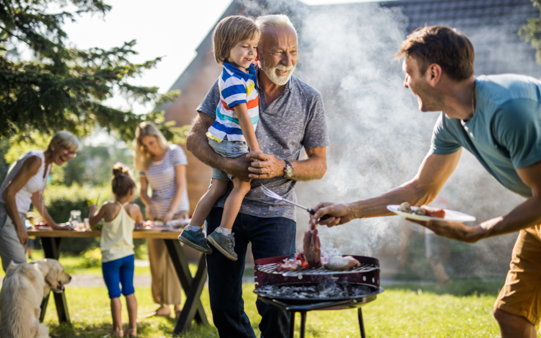 Grill with Dad on Father's Day!