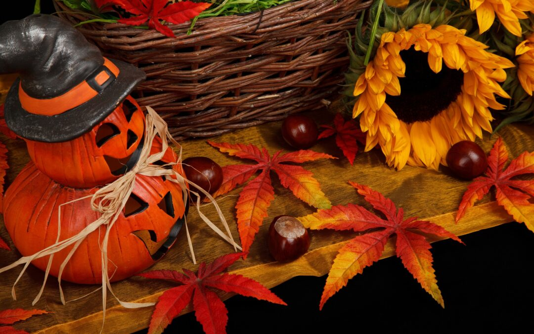 How to host a socially distant trunk-or-treat