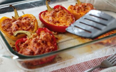 Fresh vegetables are the star of summertime meals