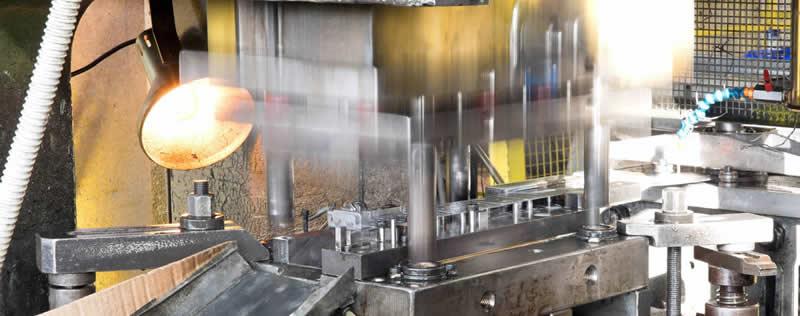 Metal Forming at Cedar Lake Engineering