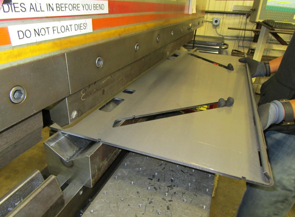 Brake Press Operator Jobs at Cedar Lake Engineering