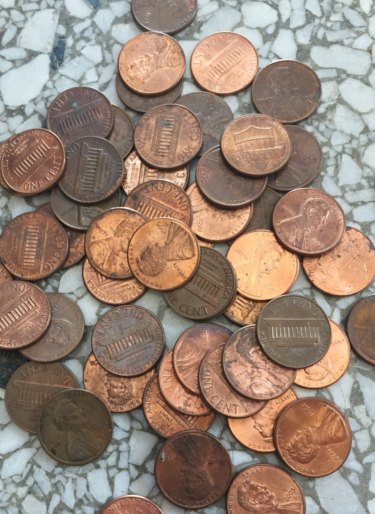 See A Penny, Pick It Up.