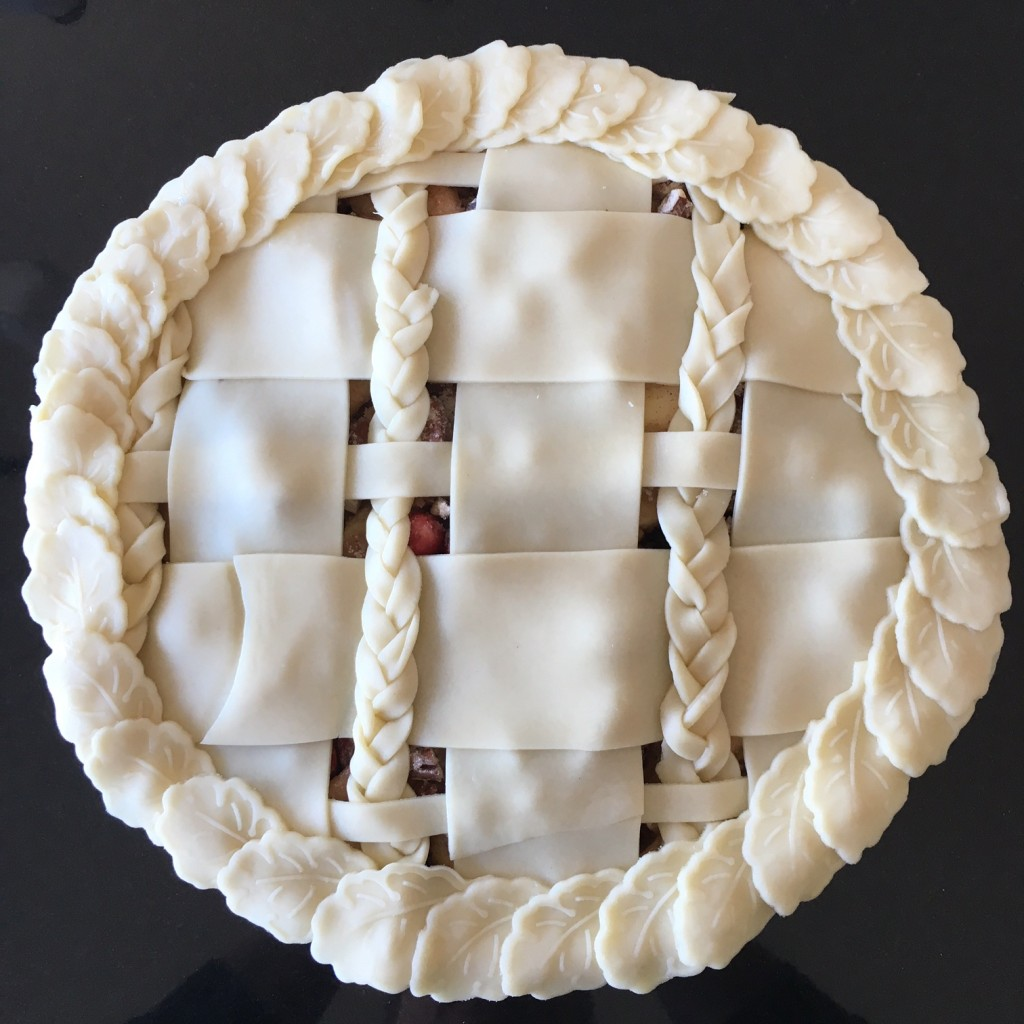 It All Started With A Pie