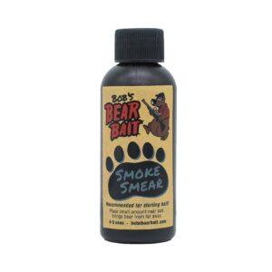Bear Scent Smear Smoke