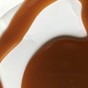 Caramel Sauce Sweet Topping