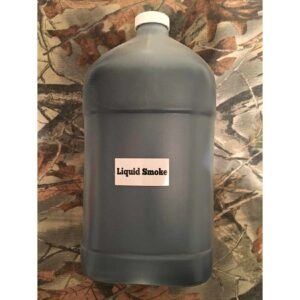 Jug of Liquid Smoke Scent