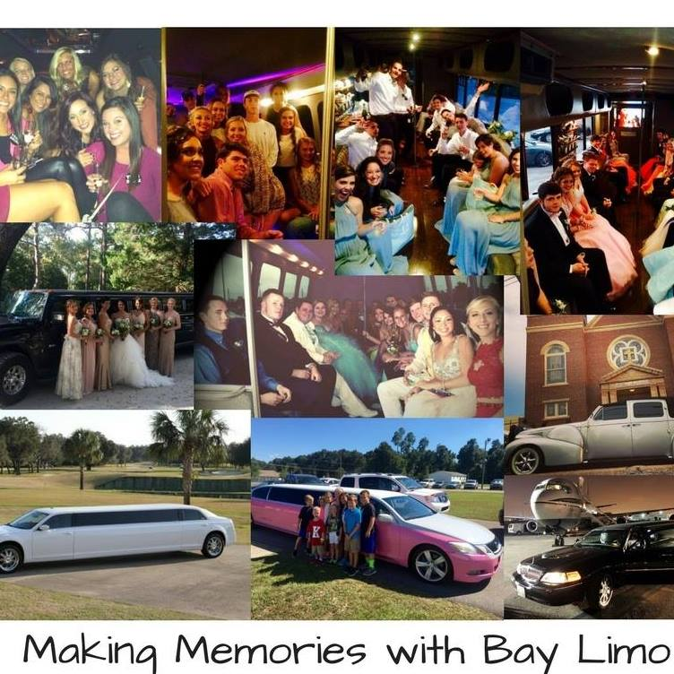 Make Your Spring Break Special with Bay Limo