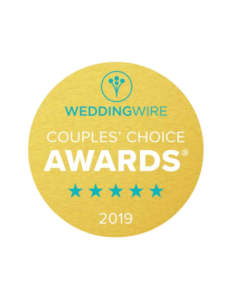 Wedding Wire Awards - Couples Choice - Bay Limo