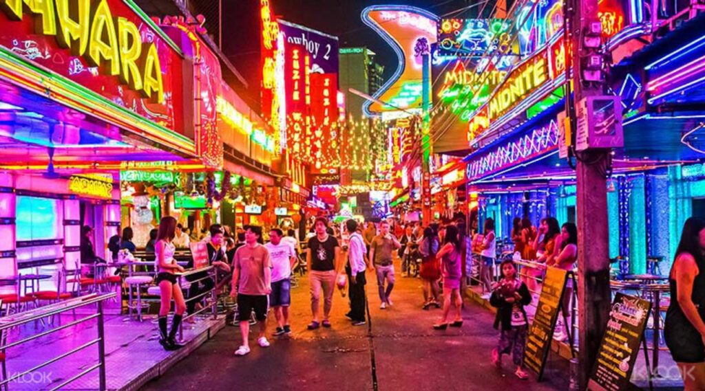 Bangkok, Thailand-Best City To Party 2021