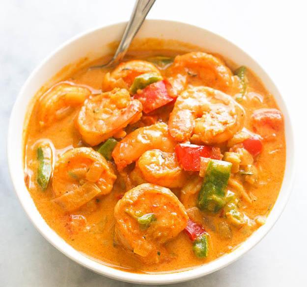 Jamaican Spicy Coconut Shrimp Recipe