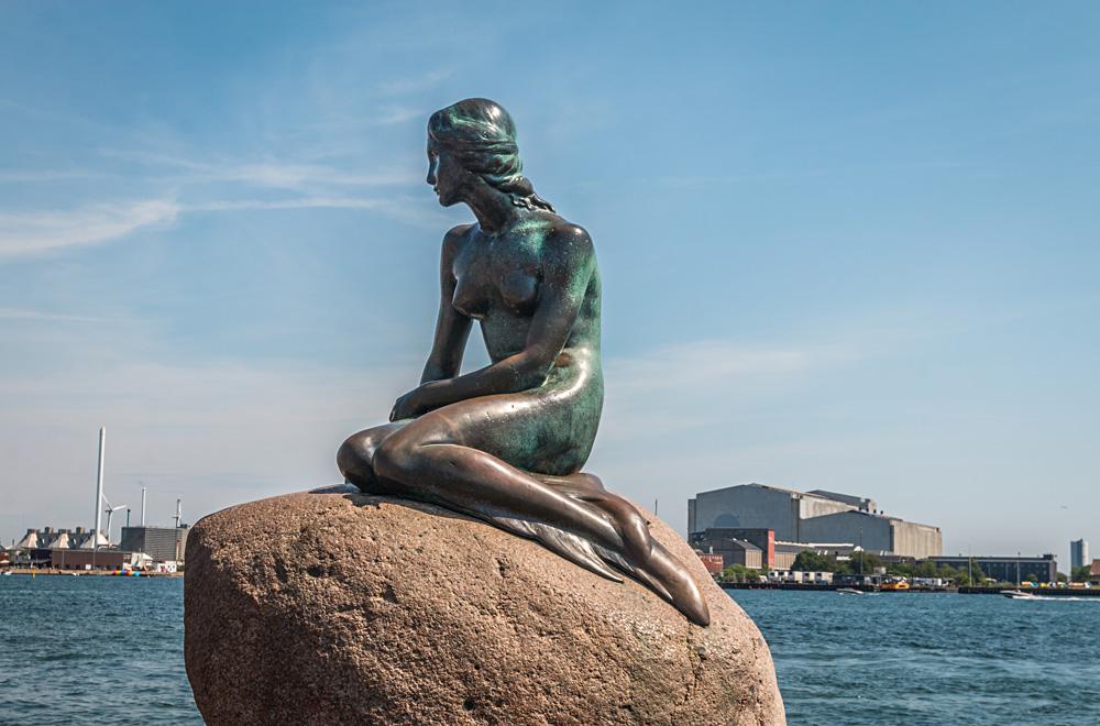 Little Mermaid, Copenhagen, Denmark-Best Places To Visit 2021
