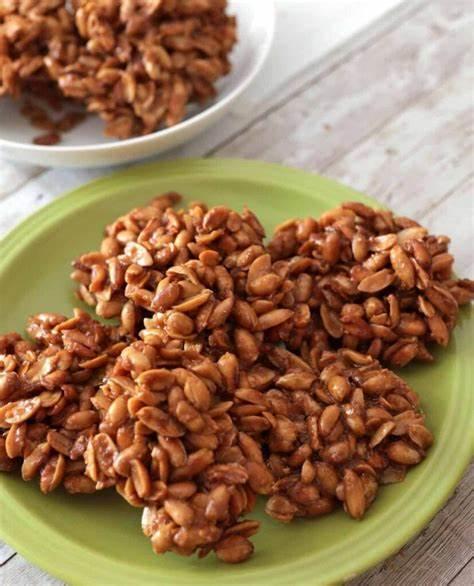 Jamaican Peanut Drop Recipe
