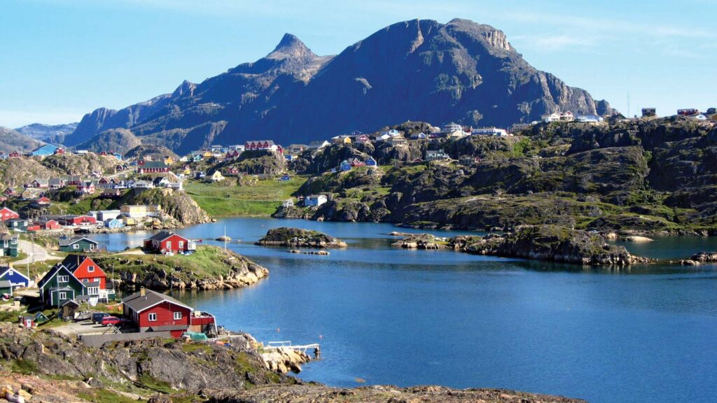 East Greenland-Cheap Tours in Europe