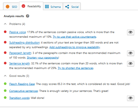 Readability Checker - Website Traffic