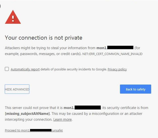 Absence of Security Certificate Affects Website Traffic
