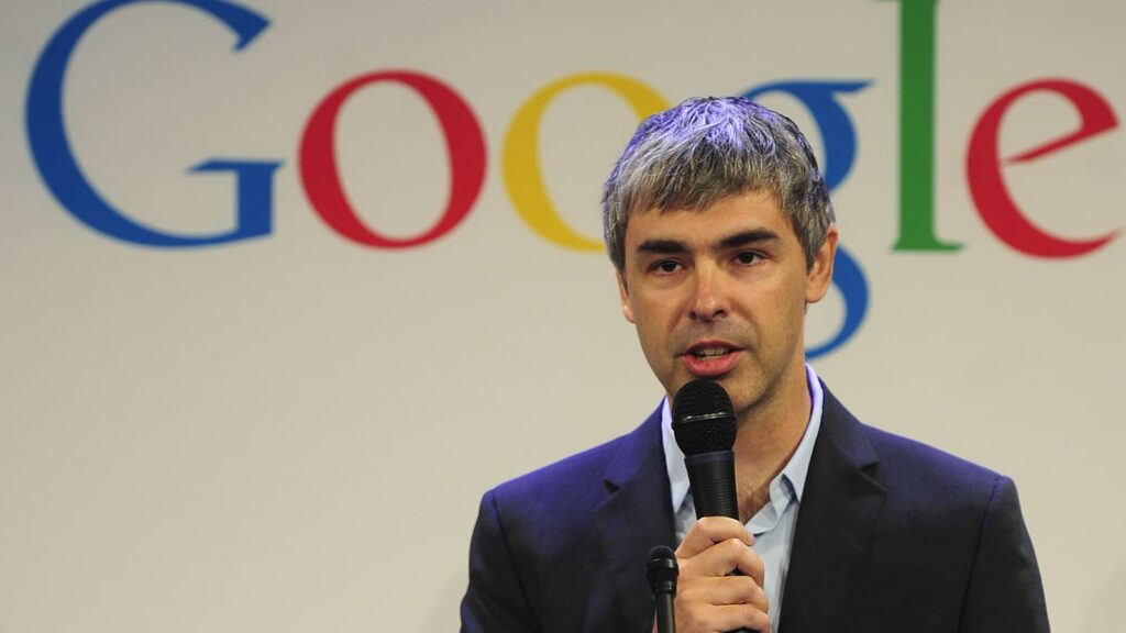 Larry Page–How to Become a Billionaire