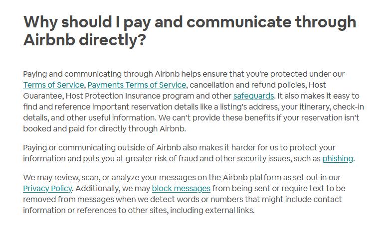 airbnb tip