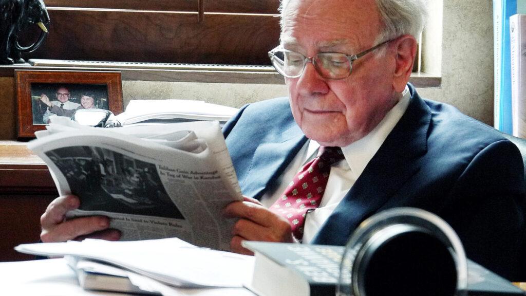 Warren Buffett–How to Become a Billionaire